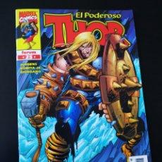 Cómics: DE KIOSCO EL PODEROSO THOR 25 VOL IV FORUM. Lote 205887096