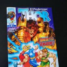 Cómics: DE KIOSCO EL PODEROSO THOR 7 VOL IV FORUM. Lote 205899316
