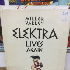 Cómics: FORUM ELEKTRA LIVES AGAIN BUEN ESTADO. Lote 206129085