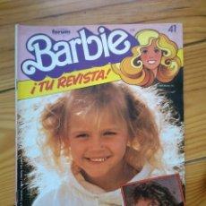 Comics : BARBIE ¡TU REVISTA! Nº 41 - POSTER DE EUROPE. Lote 206152455