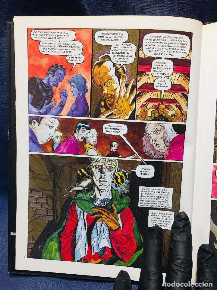 Cómics: ELRIC LA CIUDAD DE LOS SUEÑOS ROY THOMAS P. CRAIG RUSSELL NOVELAS GRÁFICAS MARVEL 3 EDICIONES FORUM - Foto 8 - 206155883