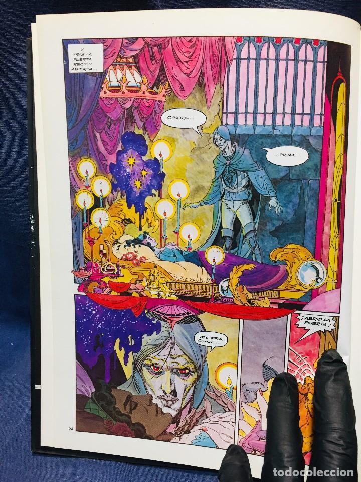 Cómics: ELRIC LA CIUDAD DE LOS SUEÑOS ROY THOMAS P. CRAIG RUSSELL NOVELAS GRÁFICAS MARVEL 3 EDICIONES FORUM - Foto 10 - 206155883
