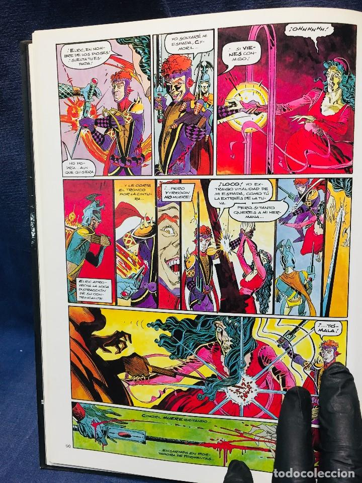 Cómics: ELRIC LA CIUDAD DE LOS SUEÑOS ROY THOMAS P. CRAIG RUSSELL NOVELAS GRÁFICAS MARVEL 3 EDICIONES FORUM - Foto 12 - 206155883