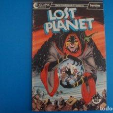 Fumetti: COMIC DE LOST PLANET AÑO 1987 Nº 4 DE COMICS FORUM LOTE 6 D. Lote 206202247
