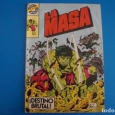 Fumetti: COMIC DE LA MASA AÑO 1981 Nº 15 DE COMICS BRUGUERA LOTE 6 D. Lote 206202333
