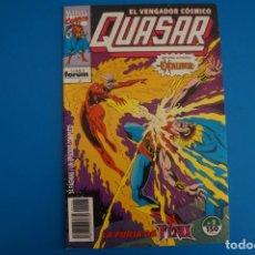 Fumetti: COMIC DE QUASAR AÑO 1990 Nº 2 DE COMICS FORUM LOTE 6 D. Lote 206202568