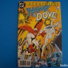 Fumetti: COMIC DE HAWK Y DOVE AÑO 1989 Nº 1 DE EDICIONES ZINCO LOTE 6 D. Lote 206203287