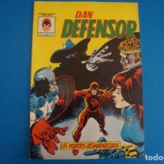 Fumetti: COMIC DE DAN EL DEFENSOR AÑO 1981 Nº 6 DE EDICIONES VERTICE LOTE 6 D. Lote 206203471