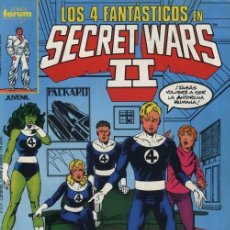 Cómics: SECRET WARS II VOL.1 Nº 32 - FORUM. LOS 4 FANTASTICOS.. Lote 206255111