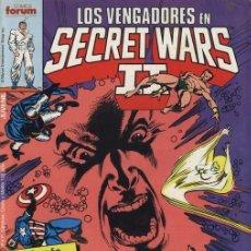 Cómics: SECRET WARS II VOL.1 Nº 45 - FORUM. LOS VENGADORES.. Lote 206255420