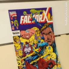 Cómics: MARVEL COMICS FACTOR X VOL. 1 Nº 84 - FORUM. Lote 206256732