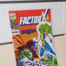 Cómics: MARVEL COMICS FACTOR X VOL. 1 Nº 79 - FORUM. Lote 206256747