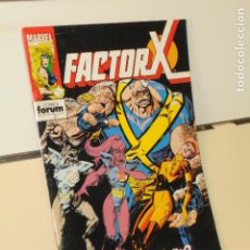 Cómics: MARVEL COMICS FACTOR X VOL. 1 Nº 78 - FORUM. Lote 206256756