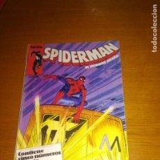 Cómics: SPIDERMAN TOMO RETAPADO 12 CONTIENE SPIDER MAN 146 147 148 149 150 FORUM NO PANINI ENVIO ECONOMICO. Lote 206295715
