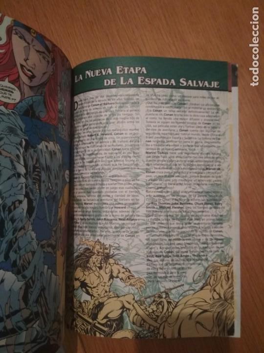 Cómics: Red Sonja Juego de busqueda envio económico marvel Conan no panini marvel - Foto 10 - 206289908