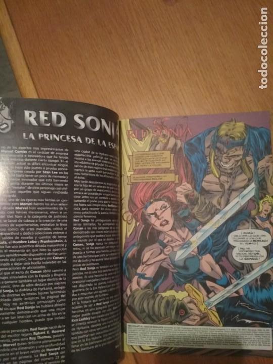 Cómics: Red Sonja Juego de busqueda envio económico marvel Conan no panini marvel - Foto 4 - 206289908