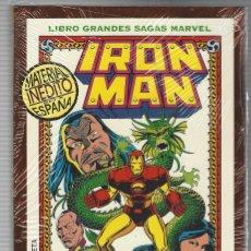 Cómics: IRON MAN - LA SEMILLA DEL DRAGON - MUY BUEN ESTADO. Lote 235643535
