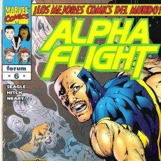 Cómics: ALPHA FLIGHT 6. Lote 206364296