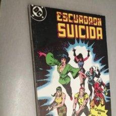 Cómics: ESCUADRÓN SUICIDA / TOMO CON LOS NÚMEROS 1 A 4 / DC - ZINCO. Lote 206370140