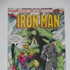 Cómics: //CCS// COMIC MARVEL TWO IN ONE IRON MAN - LA COSA # 41* DE FORUM. Lote 206415148