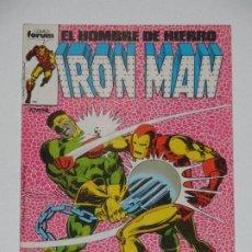 Cómics: //CCS// COMIC MARVEL IRON MAN # 24 DE FORUM. Lote 206416682