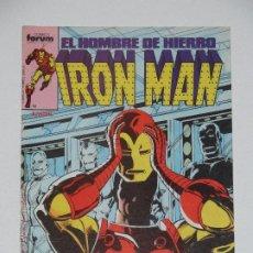 Cómics: //CCS// COMIC MARVEL IRON MAN # 23 DE FORUM. Lote 206416848