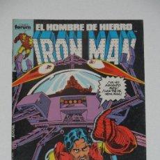 Cómics: //CCS// COMIC MARVEL IRON MAN # 21 DE FORUM. Lote 206417205