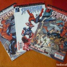 Cómics: SPIDERMAN MARVEL KNIGHTS NºS 1, 2 Y 3 ( MILLAR DODSON ) FORUM. Lote 206431551