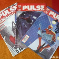 Cómics: THE PULSE NºS 1, 2 Y 3 ( BENDIS BAGLEY ) MARVEL FORUM SPIDERMAN. Lote 206432350