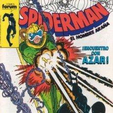Cómics: SPIDERMAN-FORUM- Nº 188 -MUDANZA-1989-IMPACTANTE TODD MCFARLANE-BUENO-DIFÍCIL-LEA-3423. Lote 206440317