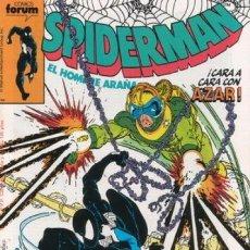 Cómics: SPIDERMAN-FORUM- Nº 189 -LA SUPERVIVENCIA DEL MÁS FUERTE-1989-TODD MCFARLANE-BUENO-DIFÍCIL-LEA-3424. Lote 206440385