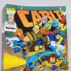 Cómics: CABLE VOL 1 Nº 10 / MARVEL - FORUM. Lote 206442533