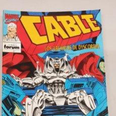 Cómics: CABLE VOL 1 Nº 12 / MARVEL - FORUM. Lote 206442878