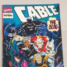 Cómics: CABLE VOL 1 Nº 18 / MARVEL - FORUM. Lote 206443203