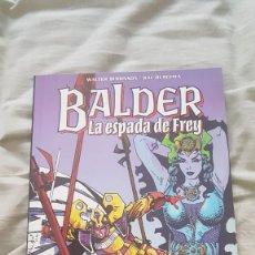 Cómics: BALDER: LA ESPADA DE FREY - FORUM. Lote 206443297