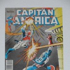 Cómics: //CCS// COMIC MARVEL CAPITÁN AMÉRICA # 49 DE FORUM. Lote 206462785