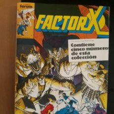 Cómics: FACTOR X. Lote 206466141