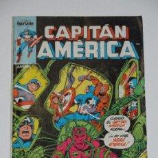 Cómics: //CCS// COMIC MARVEL CAPITÁN AMÉRICA # 9 DE FORUM. Lote 206469275