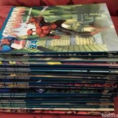 Cómics: LOTE 20 COMICS FORUM SPIDERMAN VOL 6 LOMO AZUL. Lote 206469866