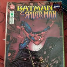 Cómics: BATMAN SPIDERMAN DC VID. Lote 206473596