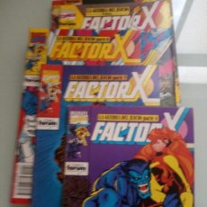 Cómics: LOTE X-FACTOR EDITORIAL FÓRUM. Lote 206492822