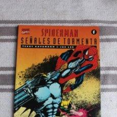 Cómics: SPIDER-MAN ; SEÑALES DE TORMENTA. Lote 206514736