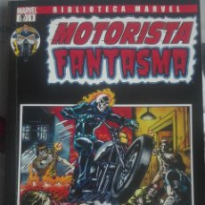 Cómics: MOTORISTA FANTASMA 1 BIBLIOTECA MARVEL / P1. Lote 206585081