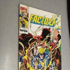 Cómics: FACTOR X Nº 74 / MARVEL - FÓRUM. Lote 206761592