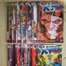 Cómics: X-MEN SAGA COMPLETA 15 NÚMEROS - ED. FORUM. Lote 206771238