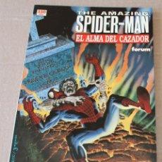 Cómics: THE AMAZING SPIDER-MAN - EL ALMA DEL CAZADOR - PRESTIGIO VOL 1 57 , FORUM, 1993 - SPIDERMAN. Lote 206774551