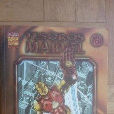 Cómics: TESOROS MARVEL Nº 7 IRON MAN: LOS AÑOS PERDIDOS 1. Lote 206808096