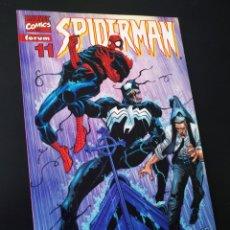 Cómics: DE KIOSCO SPIDERMAN 19 LOMO ROJO FORUM. Lote 206869746