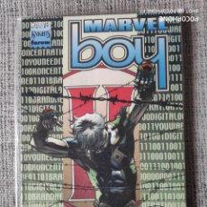 Cómics: MARVEL BOY TOMO ÚNICO MARVEL KNIGHTS COMICS FORUM. Lote 206904367