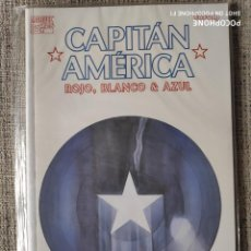 Cómics: CAPITÁN AMERICA: ROJO, BLANCO & AZUL TOMO ÚNICO COMICS FORUM. Lote 206905765